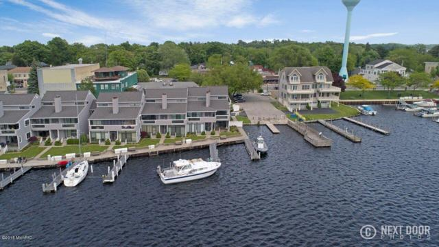 399 S Spinnaker Drive 1 & Boat Dock, Pentwater, MI 49449 (MLS #18026383) :: 42 North Realty Group