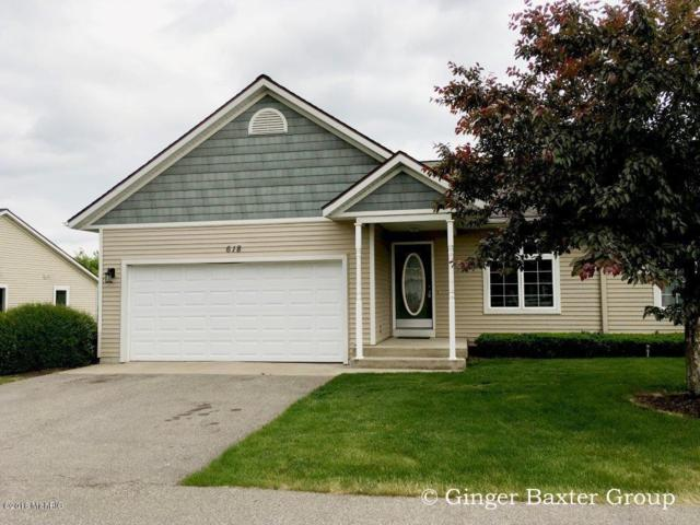 618 Oriole Court #8, Middleville, MI 49333 (MLS #18026743) :: 42 North Realty Group