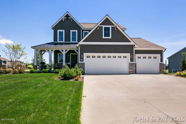2142 Bridlewood Drive, Hudsonville, MI 49426 (MLS #18027380) :: 42 North Realty Group