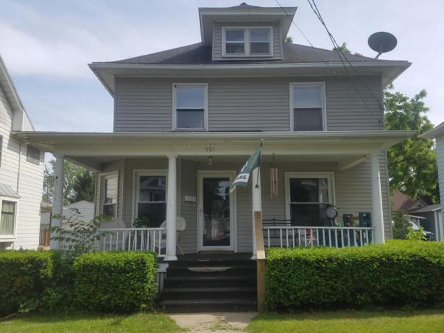 501 Harwood Street, Jackson, MI 49203 (MLS #18027506) :: 42 North Realty Group