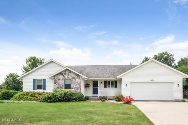 4974 Big Bass Drive, Hudsonville, MI 49426 (MLS #18028313) :: JH Realty Partners