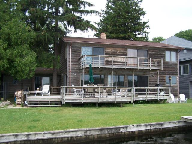 295 E Lake Road, Pentwater, MI 49449 (MLS #18028841) :: 42 North Realty Group