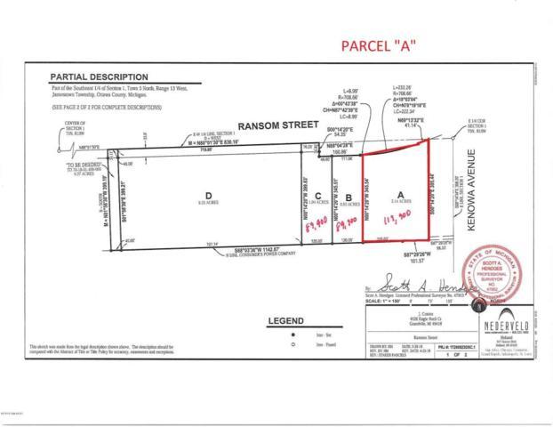 30 Ransom Street, Grandville, MI 49418 (MLS #18028876) :: JH Realty Partners