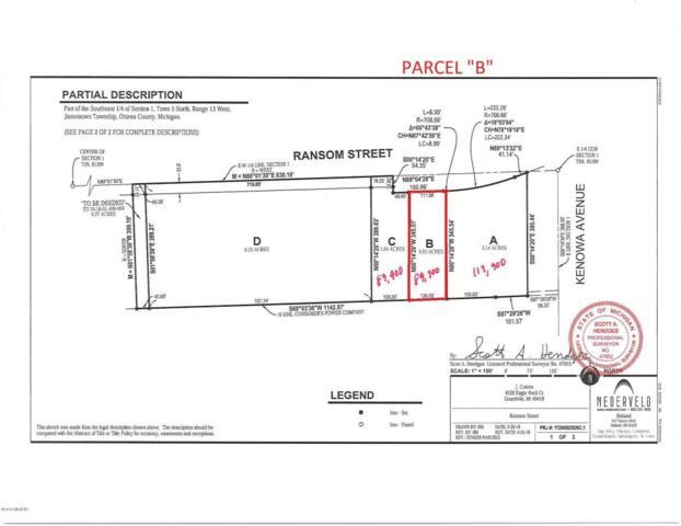 66 Ransom Street, Grandville, MI 49418 (MLS #18028877) :: JH Realty Partners