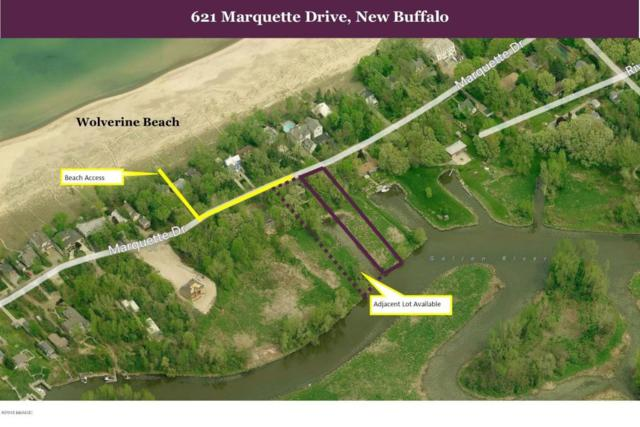 621 Marquette Drive, New Buffalo, MI 49117 (MLS #18028901) :: 42 North Realty Group