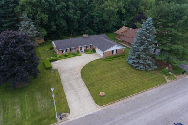 6433 Old Log Trail, Kalamazoo, MI 49009 (MLS #18029019) :: Matt Mulder Home Selling Team