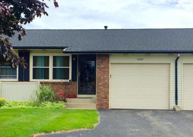 2863 Porter Street SW #6, Grandville, MI 49418 (MLS #18029055) :: JH Realty Partners