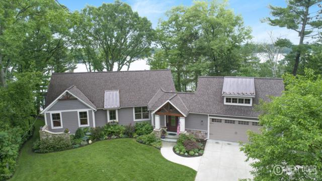 363 Old State Road, Pentwater, MI 49449 (MLS #18029159) :: 42 North Realty Group