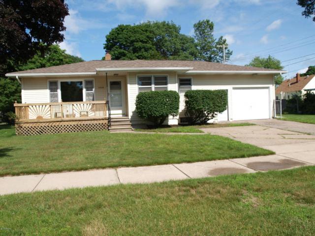 2858 Glenside Boulevard, Muskegon, MI 49441 (MLS #18029317) :: JH Realty Partners