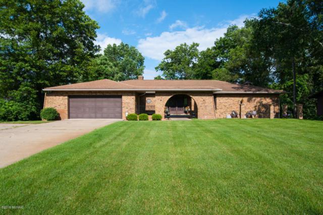 8244 Lake Visa Drive, Richland, MI 49083 (MLS #18030125) :: Matt Mulder Home Selling Team