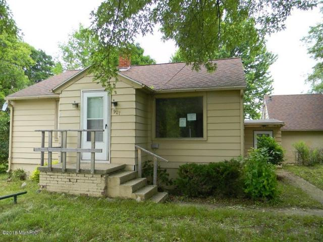 927 E Remus Road, Mount Pleasant, MI 48858 (MLS #18030407) :: Carlson Realtors & Development