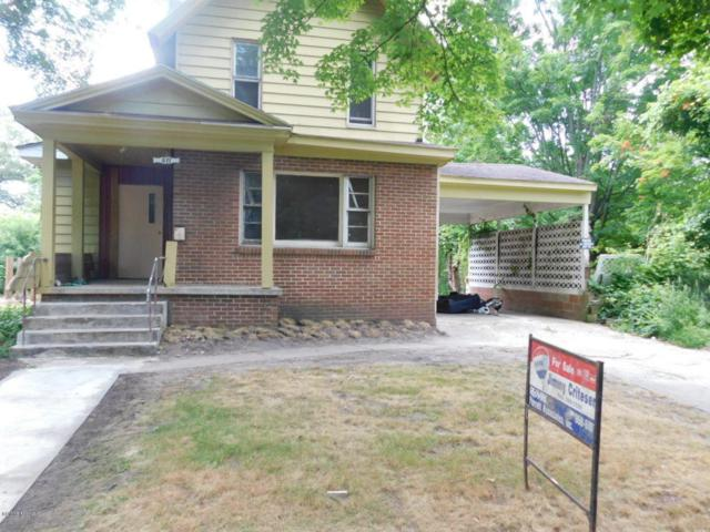 511 W Chestnut, Albion, MI 49224 (MLS #18031115) :: 42 North Realty Group