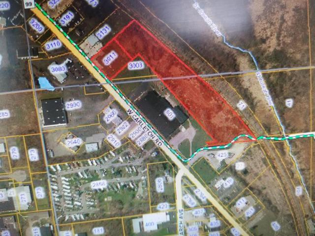 3011 W Carleton Road, Hillsdale, MI 49242 (MLS #18031734) :: Carlson Realtors & Development