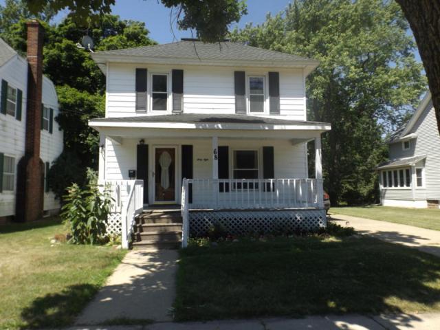 68 Rippon Ave. Avenue, Hillsdale, MI 49242 (MLS #18032031) :: Carlson Realtors & Development
