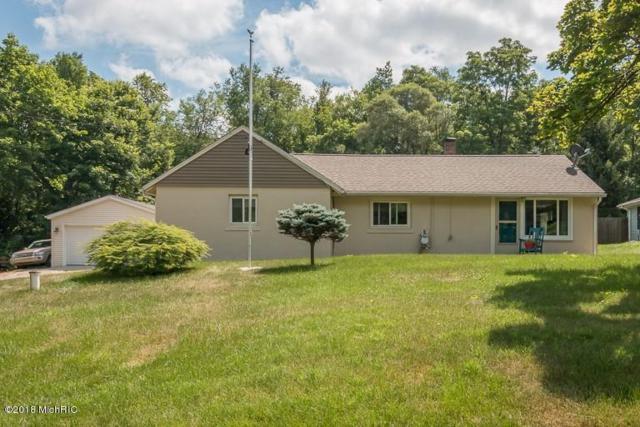 8786 E Gull Lake Dr, Augusta, MI 49012 (MLS #18032121) :: Matt Mulder Home Selling Team