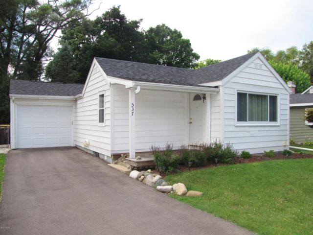 537 N Bluff Street, Berrien Springs, MI 49103 (MLS #18032343) :: Carlson Realtors & Development