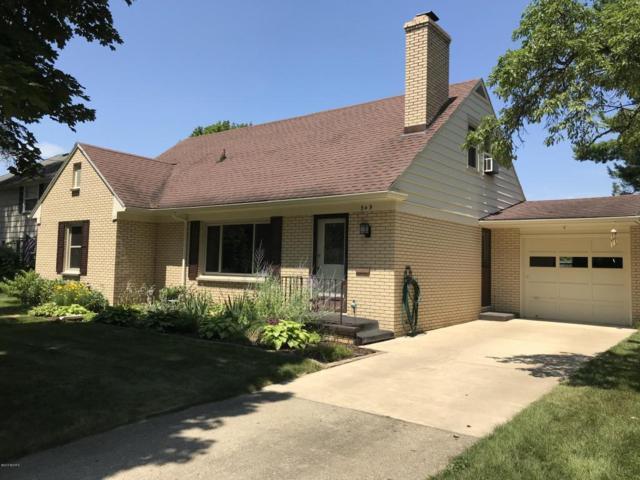 349 Glendale Boulevard, Parchment, MI 49004 (MLS #18032426) :: Carlson Realtors & Development