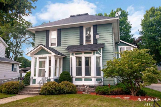73 W Division Street, Sparta, MI 49345 (MLS #18032654) :: Carlson Realtors & Development
