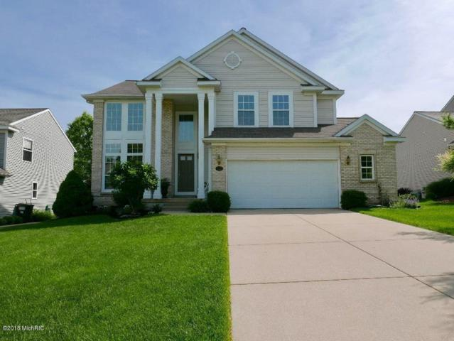 742 Maple Hill Court SE, Ada, MI 49301 (MLS #18032950) :: 42 North Realty Group