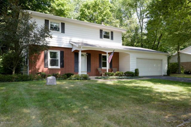 11917 Yorkshire Drive, Richland, MI 49083 (MLS #18033019) :: Matt Mulder Home Selling Team