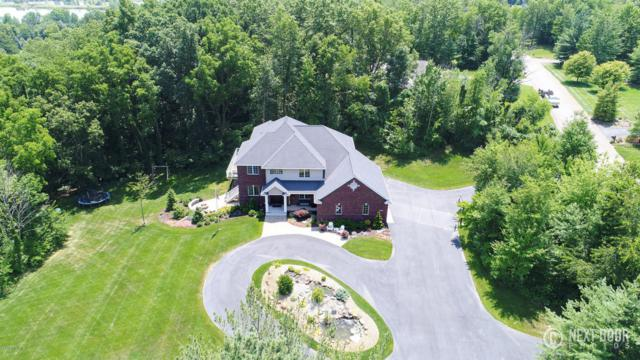 1011 Timber Winds Drive SW, Grand Rapids, MI 49534 (MLS #18033143) :: 42 North Realty Group