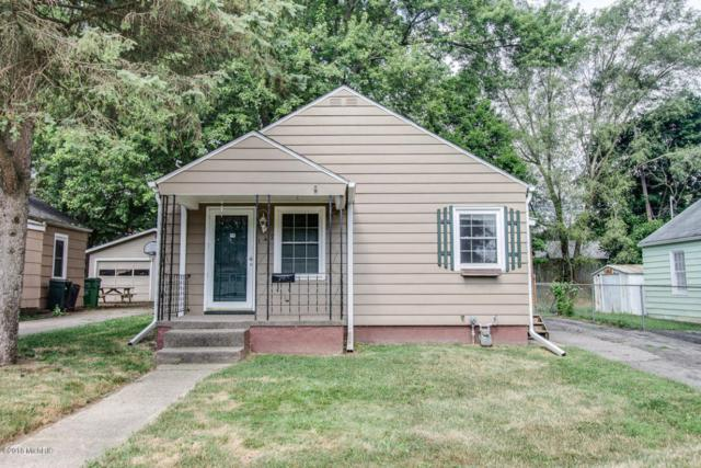 147 N La Vista Boulevard, Battle Creek, MI 49015 (MLS #18033648) :: Matt Mulder Home Selling Team