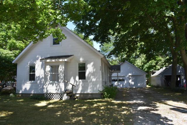 226 N Linden Avenue, Fremont, MI 49412 (MLS #18033904) :: Carlson Realtors & Development