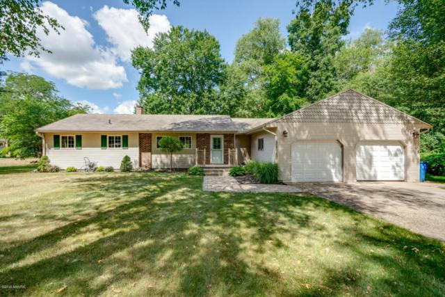 16045 17 1/2 Mile Rd. Road, Marshall, MI 49068 (MLS #18033905) :: Carlson Realtors & Development
