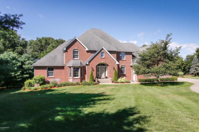 3813 Briarpatch Circle, Galesburg, MI 49053 (MLS #18033907) :: Matt Mulder Home Selling Team