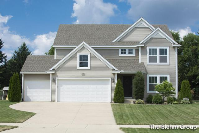 1705 Spring Wind Drive SW, Byron Center, MI 49315 (MLS #18034258) :: 42 North Realty Group