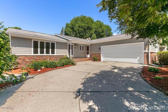 1945 Camille Drive SE, Grand Rapids, MI 49546 (MLS #18034296) :: 42 North Realty Group