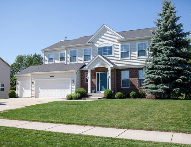 1815 Land Ridge Dr Sw Ridge SW, Byron Center, MI 49315 (MLS #18034520) :: Carlson Realtors & Development