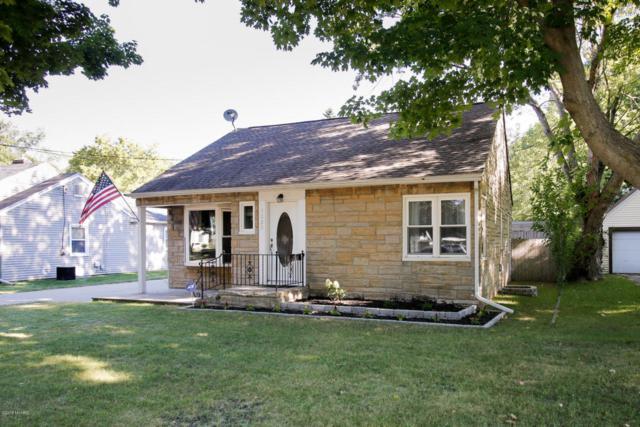 1223 Parchmount Avenue, Parchment, MI 49004 (MLS #18034561) :: Carlson Realtors & Development