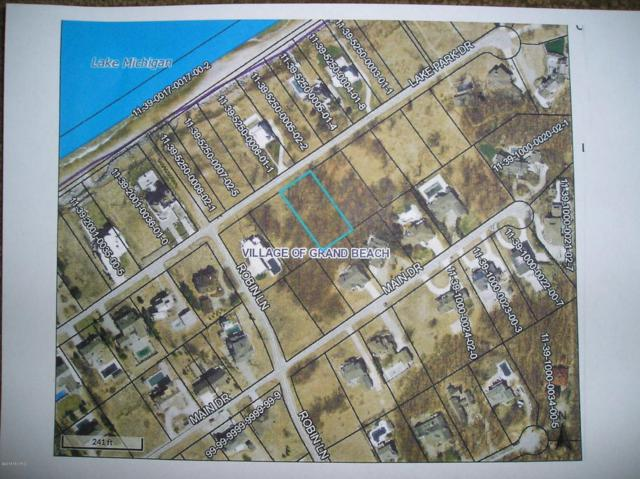 52106 Lake Park Drive, New Buffalo, MI 49117 (MLS #18034628) :: Carlson Realtors & Development