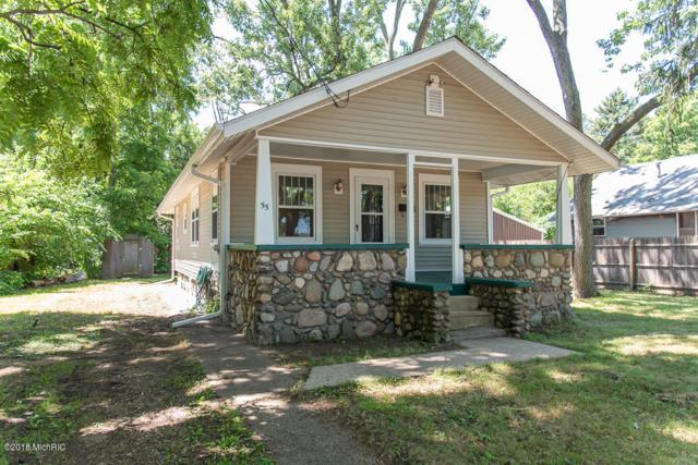 55 Avenue B, Springfield, MI 49037 (MLS #18034669) :: Deb Stevenson Group - Greenridge Realty