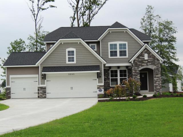 5283 Eagle Cove Drive, Hudsonville, MI 49426 (MLS #18034757) :: Carlson Realtors & Development