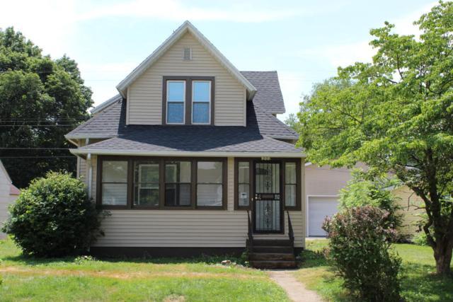 1208 Lane Boulevard, Kalamazoo, MI 49001 (MLS #18034818) :: Carlson Realtors & Development