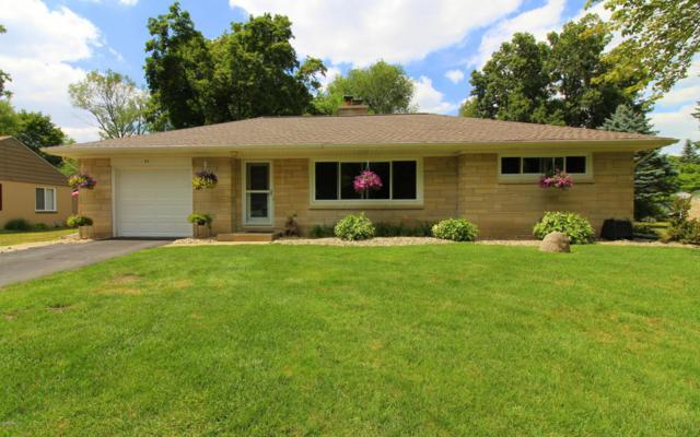 69 Hillside Drive, Battle Creek, MI 49017 (MLS #18034853) :: Carlson Realtors & Development