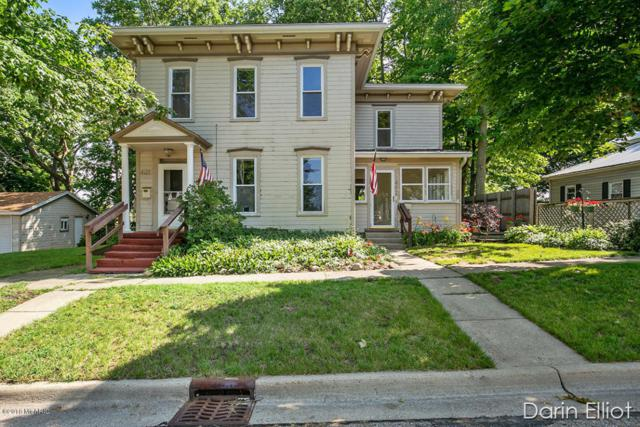 401 James Street, Portland, MI 48875 (MLS #18036367) :: Deb Stevenson Group - Greenridge Realty