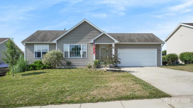 807 Green Meadows Dr Drive, Middleville, MI 49333 (MLS #18036464) :: Carlson Realtors & Development