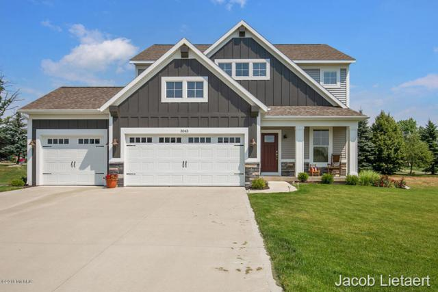 3043 Park North Drive, Jenison, MI 49428 (MLS #18037815) :: JH Realty Partners
