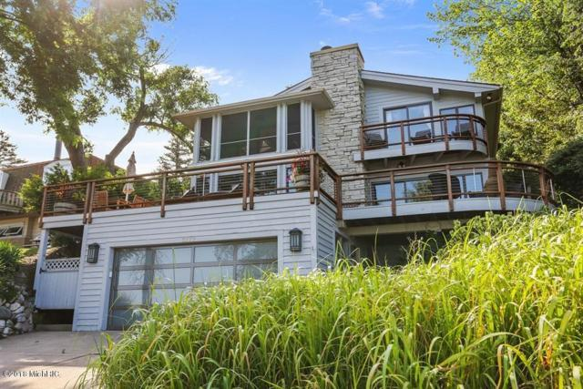 3777 Lake Shore Drive, New Buffalo, MI 49117 (MLS #18037908) :: Carlson Realtors & Development