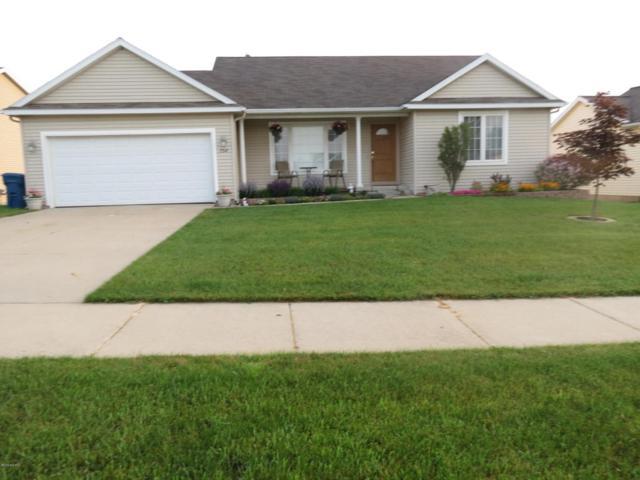 754 Green Meadows Drive, Middleville, MI 49333 (MLS #18038234) :: Carlson Realtors & Development