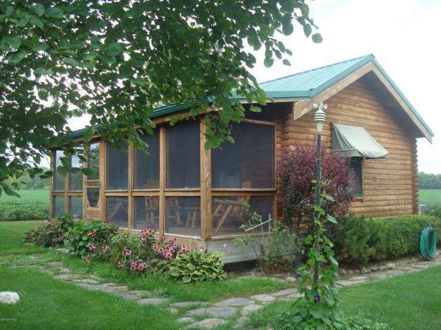10820 Prattville Road, Pittsford, MI 49271 (MLS #18038659) :: Carlson Realtors & Development