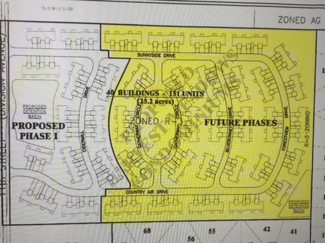 142nd Parcels C&S Avenue Parcel C & S, Wayland, MI 49348 (MLS #18038876) :: Carlson Realtors & Development