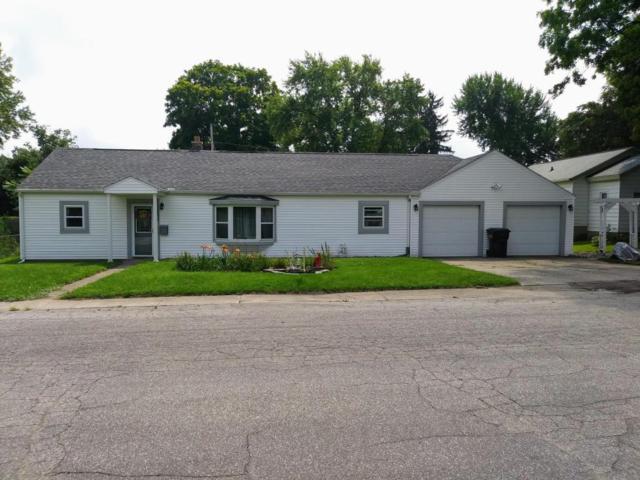 105 W 5th Street, Buchanan, MI 49107 (MLS #18039363) :: Carlson Realtors & Development