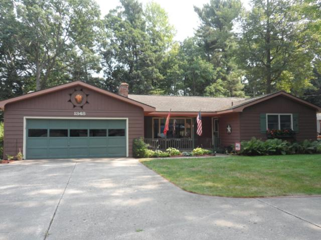 1348 N Ivanhoe Road, Ludington, MI 49431 (MLS #18039385) :: JH Realty Partners