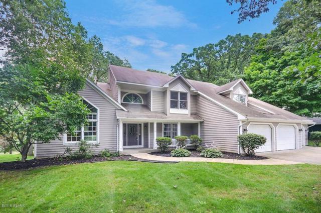 5750 Saddle Club Drive, Kalamazoo, MI 49009 (MLS #18039947) :: Matt Mulder Home Selling Team