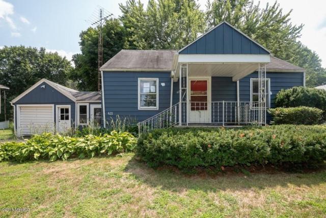 611 Polis Street, Buchanan, MI 49107 (MLS #18040019) :: Carlson Realtors & Development