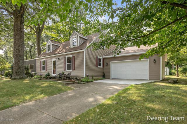 504 Shadowood Street NW, Comstock Park, MI 49321 (MLS #18040028) :: Matt Mulder Home Selling Team